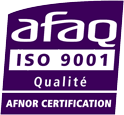 Logo ISO 9001 Quality